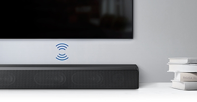 Connect Your Sound+ Soundbar to the TV Using Bluetooth