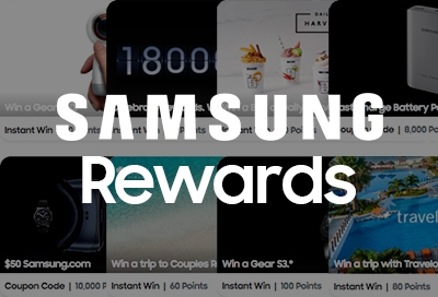 Samsung Rewards frequently asked questions