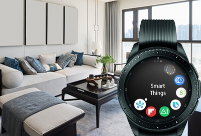 Control SmartThings devices with your smart watch