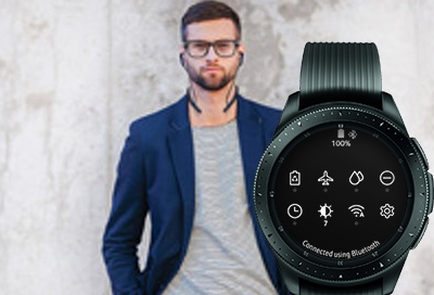 Manage Bluetooth Headsets on Your Watch