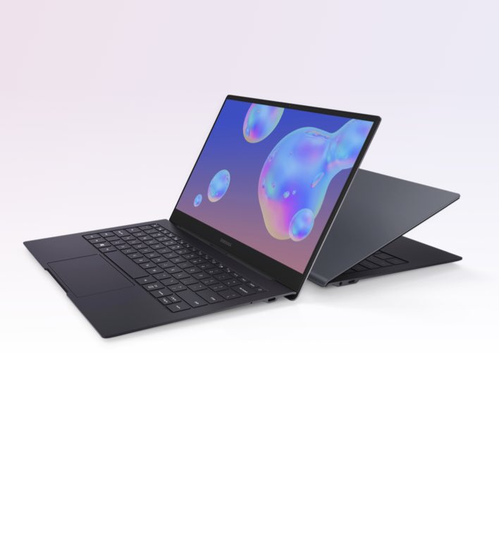 Galaxy Book S is coming soon