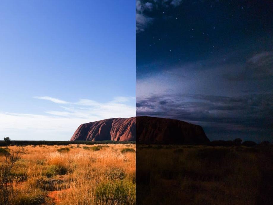 Ulu?u-Kata Tju?a National Park, Northern Territory, Australia