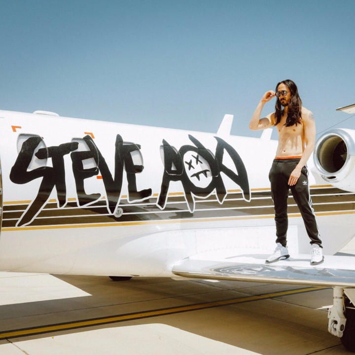 Chasing Dreams on the Fly With Steve Aoki