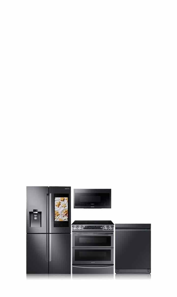 Up to 50% off and 24 month financing on select appliance packages.?