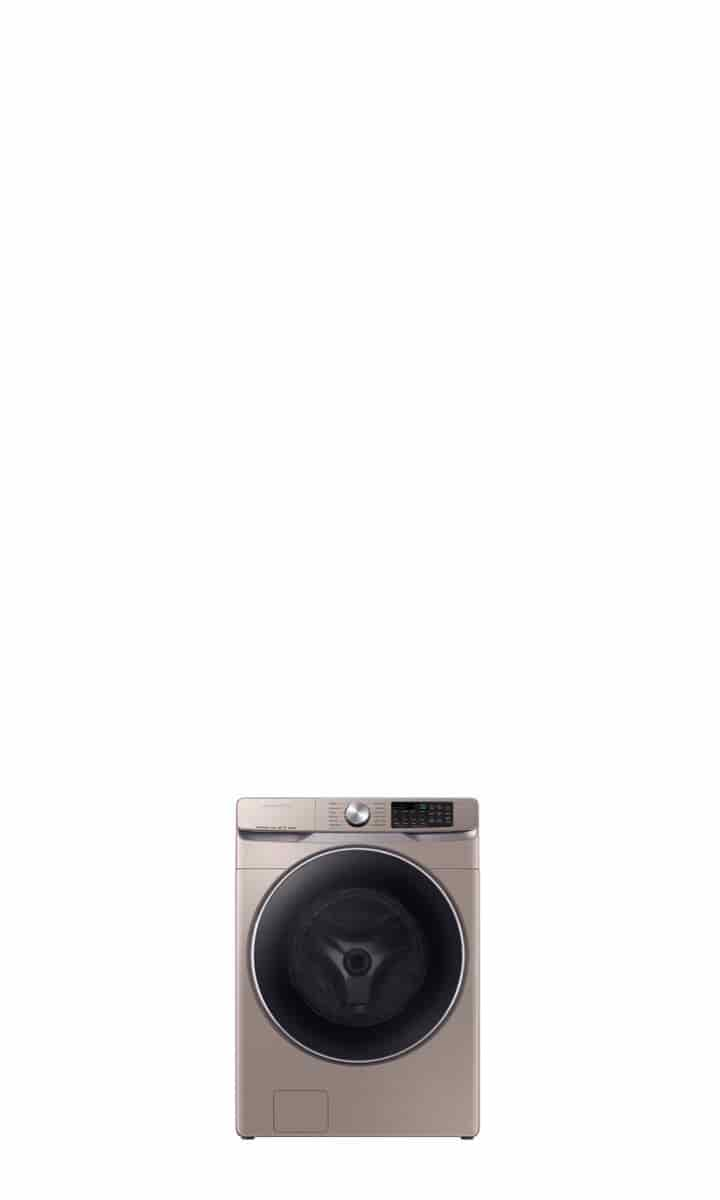 Save big with up to 35% off front-load washers.
