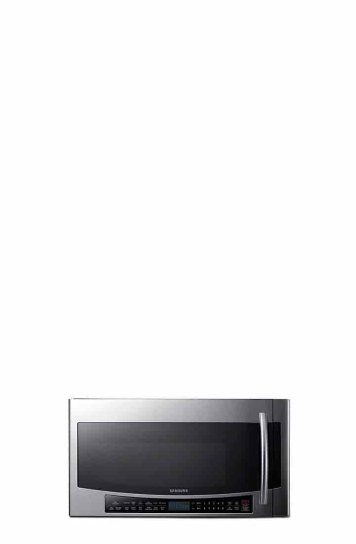 Save up to 25% off on microwaves.