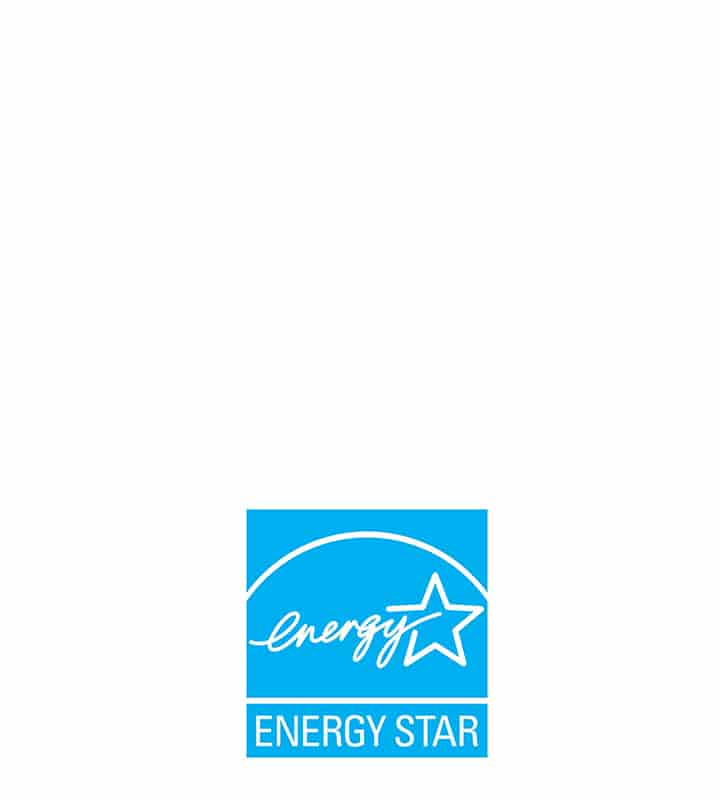 ENERGY STAR? certified