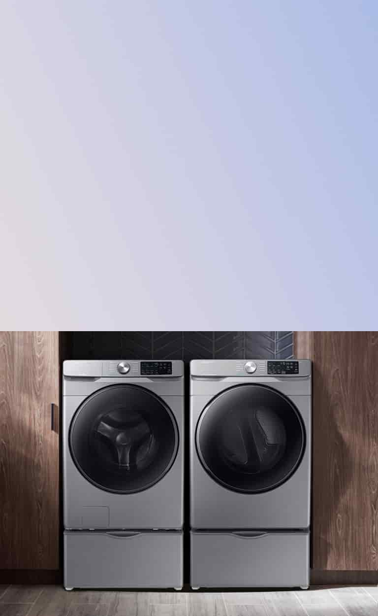Save up to 35% on washers