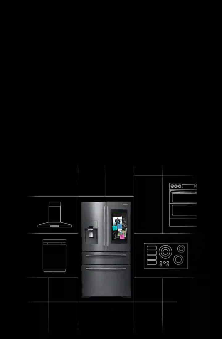 Build your dream kitchen.