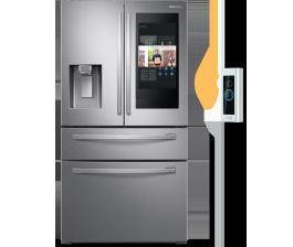 Buy a Family Hub? refrigerator, get a free Ring Doorbell Pro#