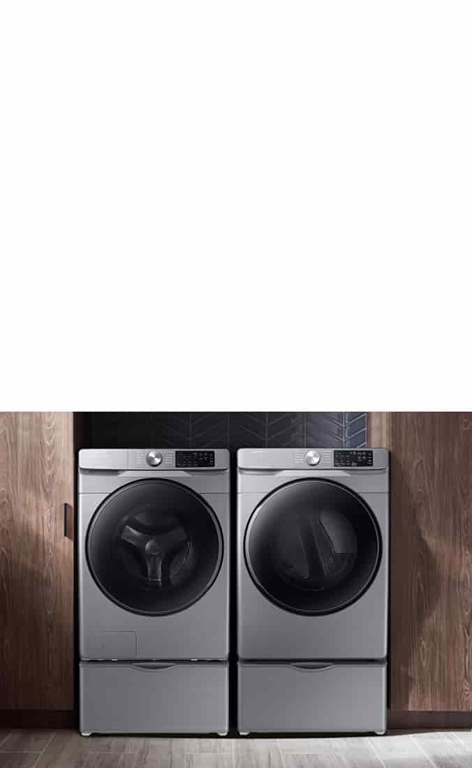 Save up to 30% on washers.