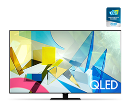 Q80T QLED Smart TV <br>from $1,099.99