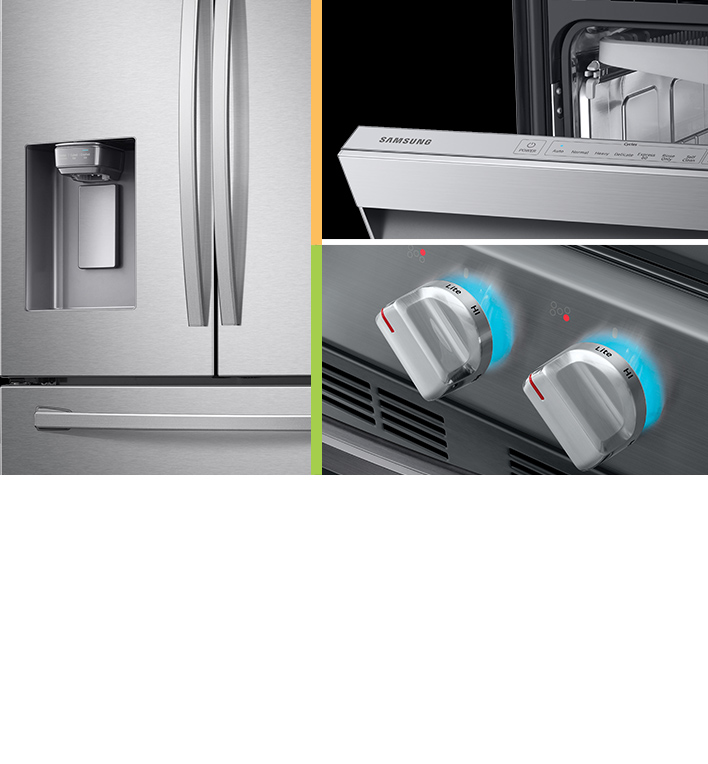Save up to $200 on kitchen appliances<sup>±</sup>