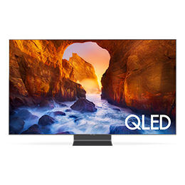 Save up to 45% on 2019 QLED 4K TVs