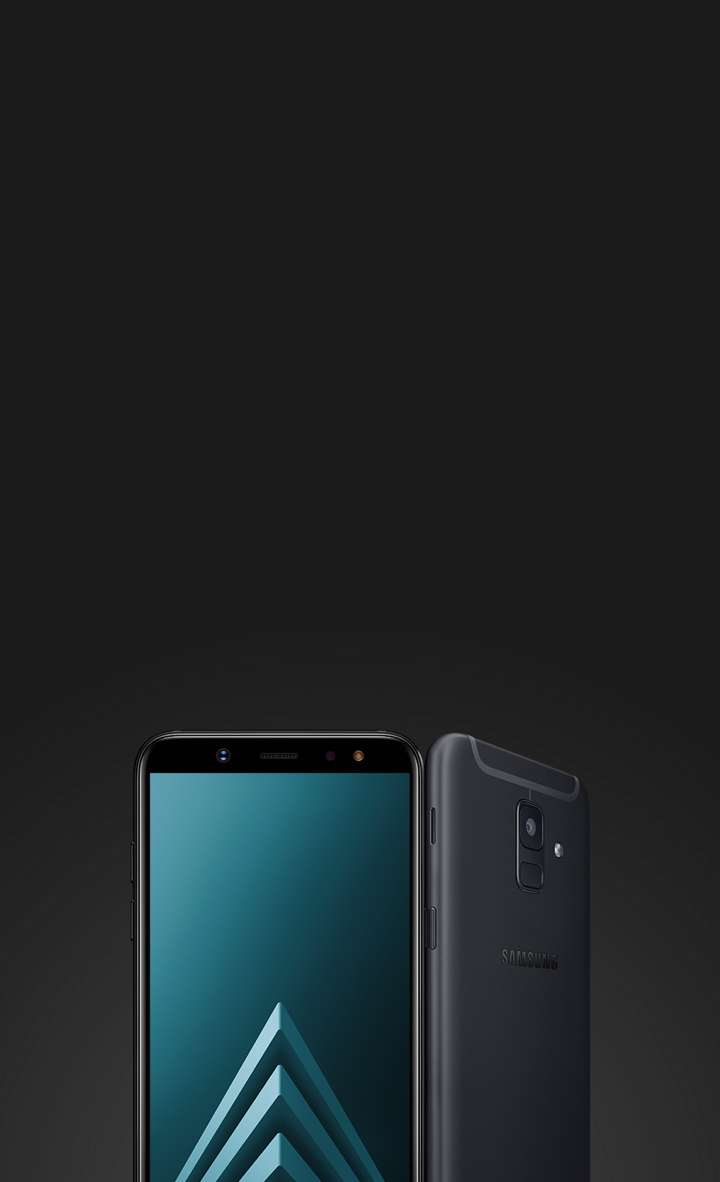 Introducing the Galaxy A6