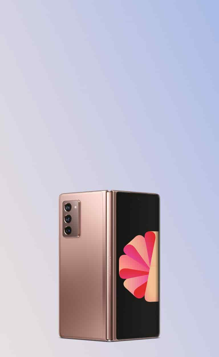 Trade in and save up to $1000 on Galaxy Z Fold2 5G