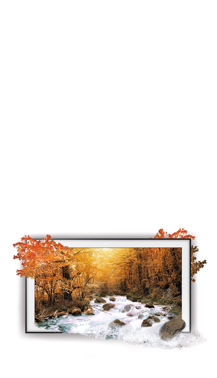 Get up to $1,200 off during our Frame TV Fall Event