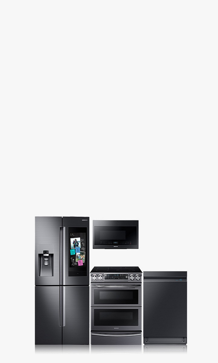 Up to 45% off and 24 month financing on select appliance packages.