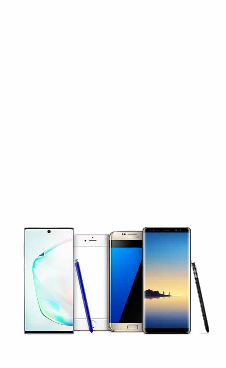 Trade up to any Galaxy Note10 and get $250 instant credit