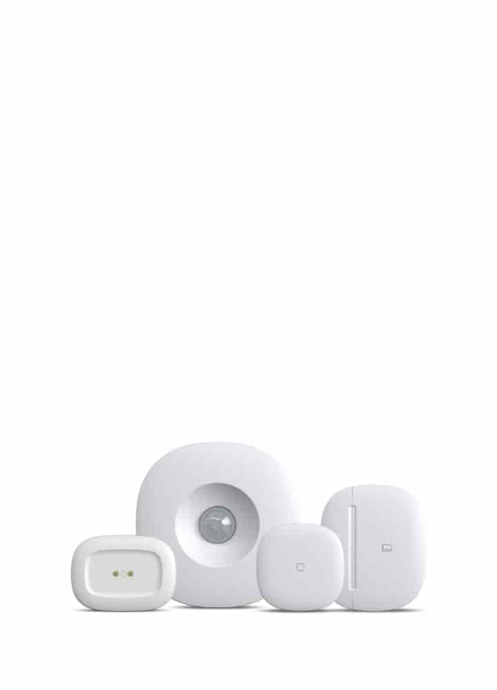 SmartThings Hub & Sensors