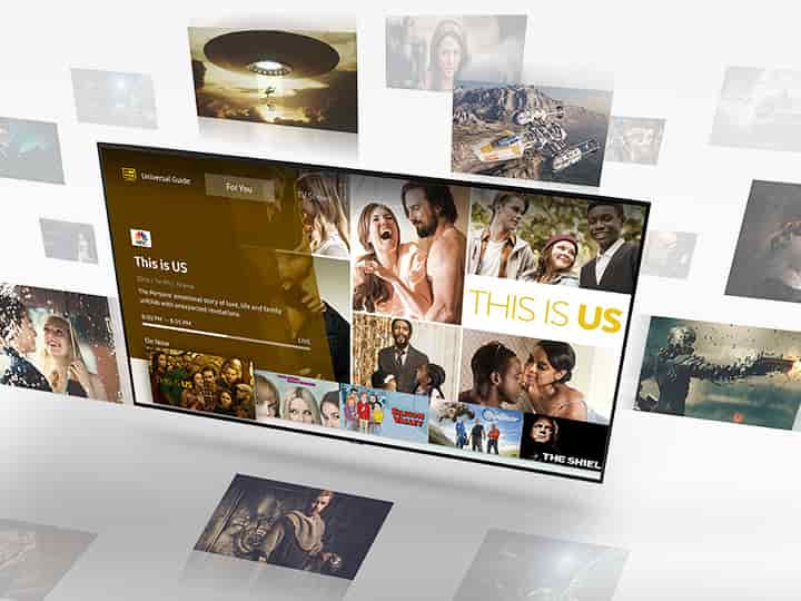 Smart TV opens a new world of entertainment