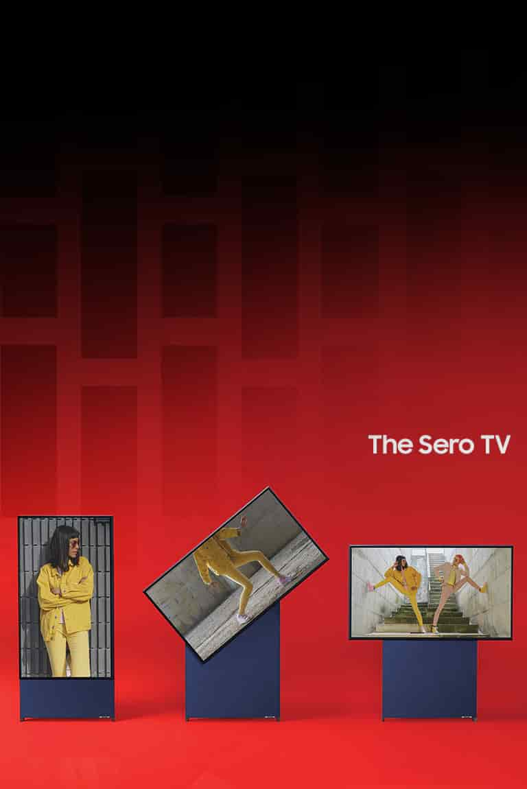 TV that moves to fit your content