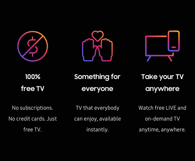 100% free TV