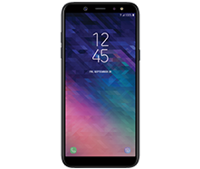 Galaxy A6 starting from $310 with eligible trade-in*