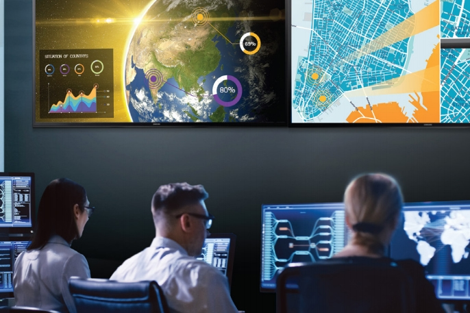 The Future of Digital Control Rooms is Seamless