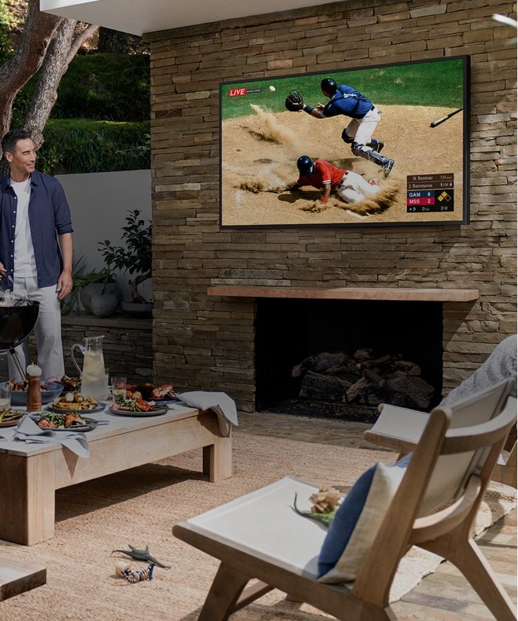 Samsung Pro TV Terrace Edition
