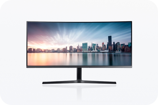 890 Series Curved Monitor