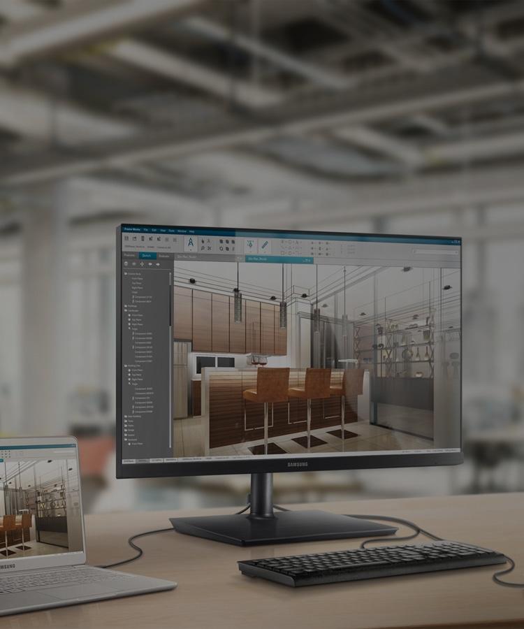 Samsung Business Monitors & Displays