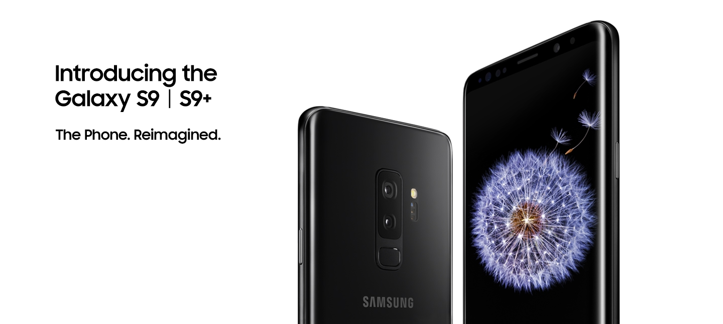 Samsung Galaxy S9 for business