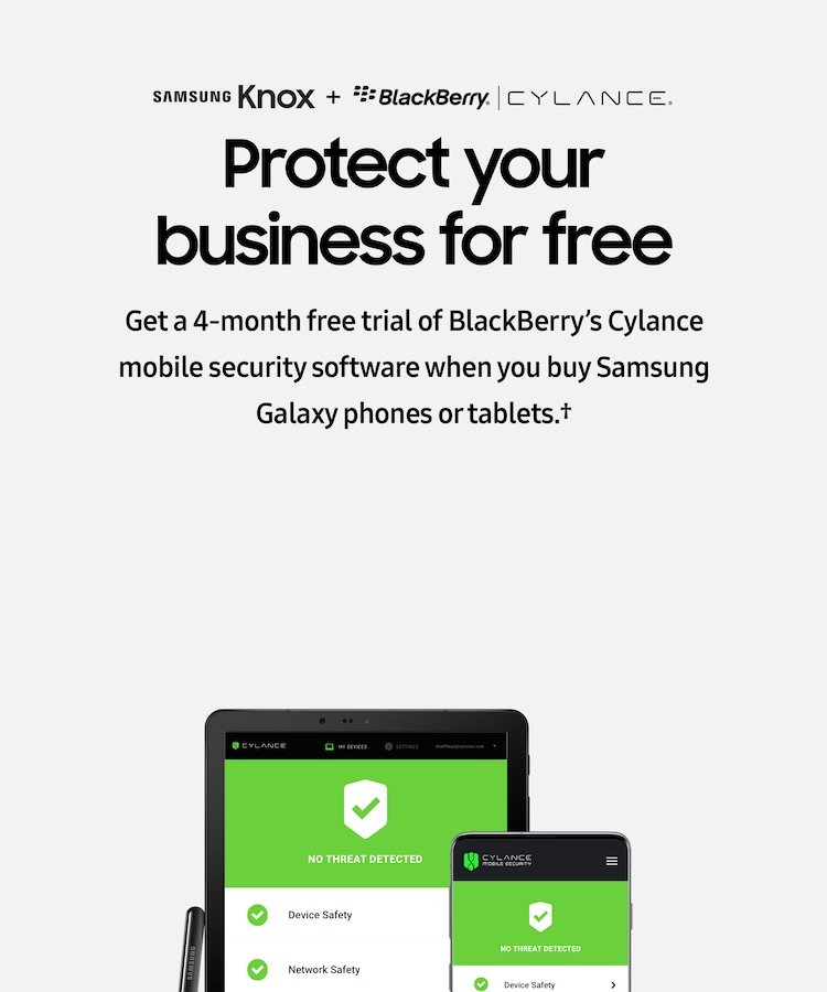 BlackBerry Cylance free trial