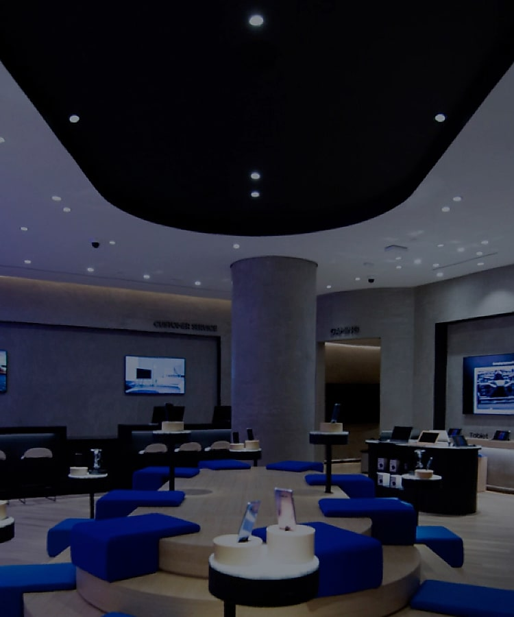 Samsung Experience Store Business Solutions