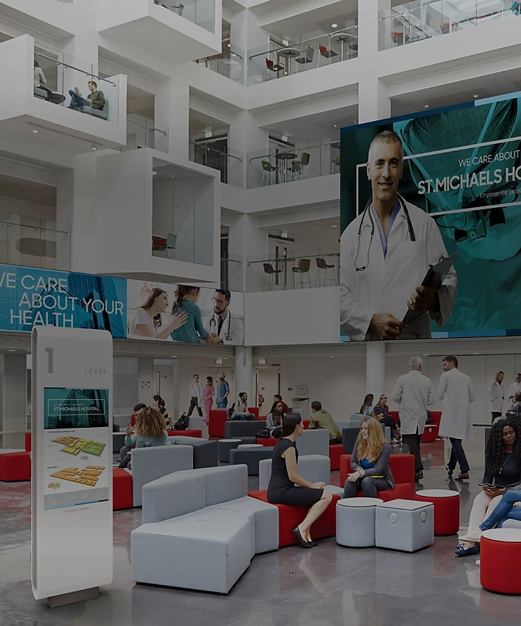 healthcare display technology