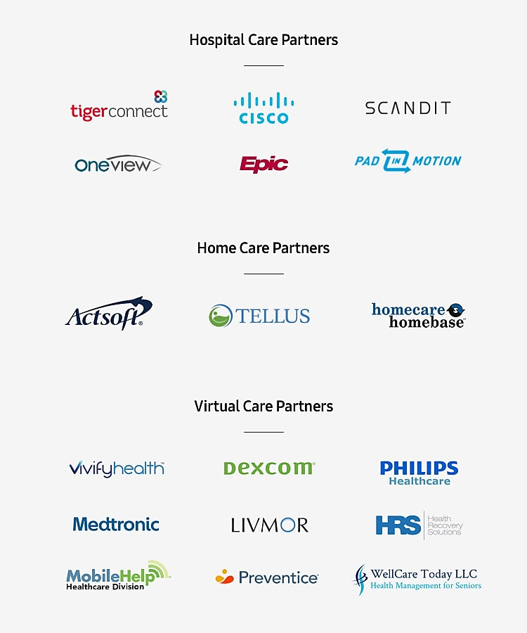 Healthcare software partners