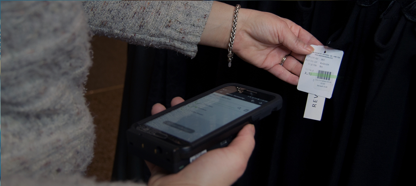 Upgrade your scanners to a tablet or smartphone