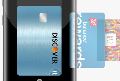 Use a gift card with Samsung Pay