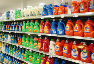How to use detergent in your washer
