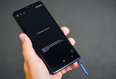 Change the S Pen settings on your Galaxy Note