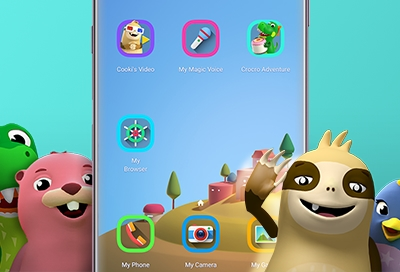 Kids Home Feature On Your Galaxy Phone Or Tablet