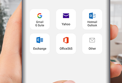 Add accounts to your Galaxy phone or tablet