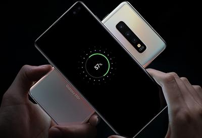 Use wireless PowerShare on your Galaxy phone