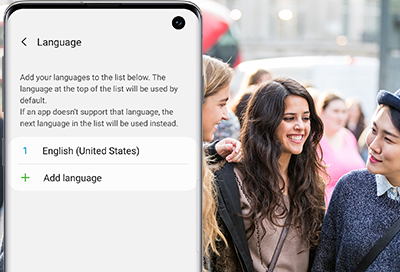 Change Language and Input Settings on Your Phone