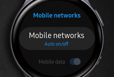 Activate LTE service for your Samsung Galaxy Watch