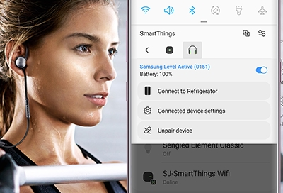Use Bluetooth Devices in SmartThings