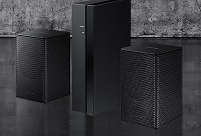 Connect Wireless Speakers To Your Samsung Soundbar For Surround Sound