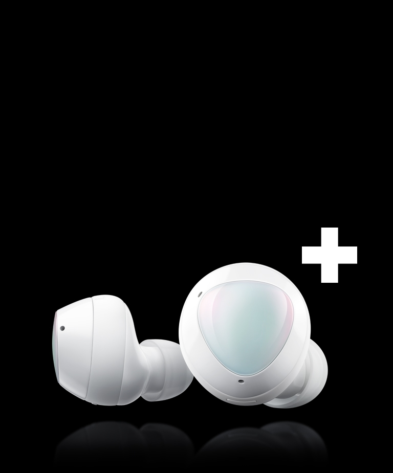 Introducing the new Galaxy Buds+