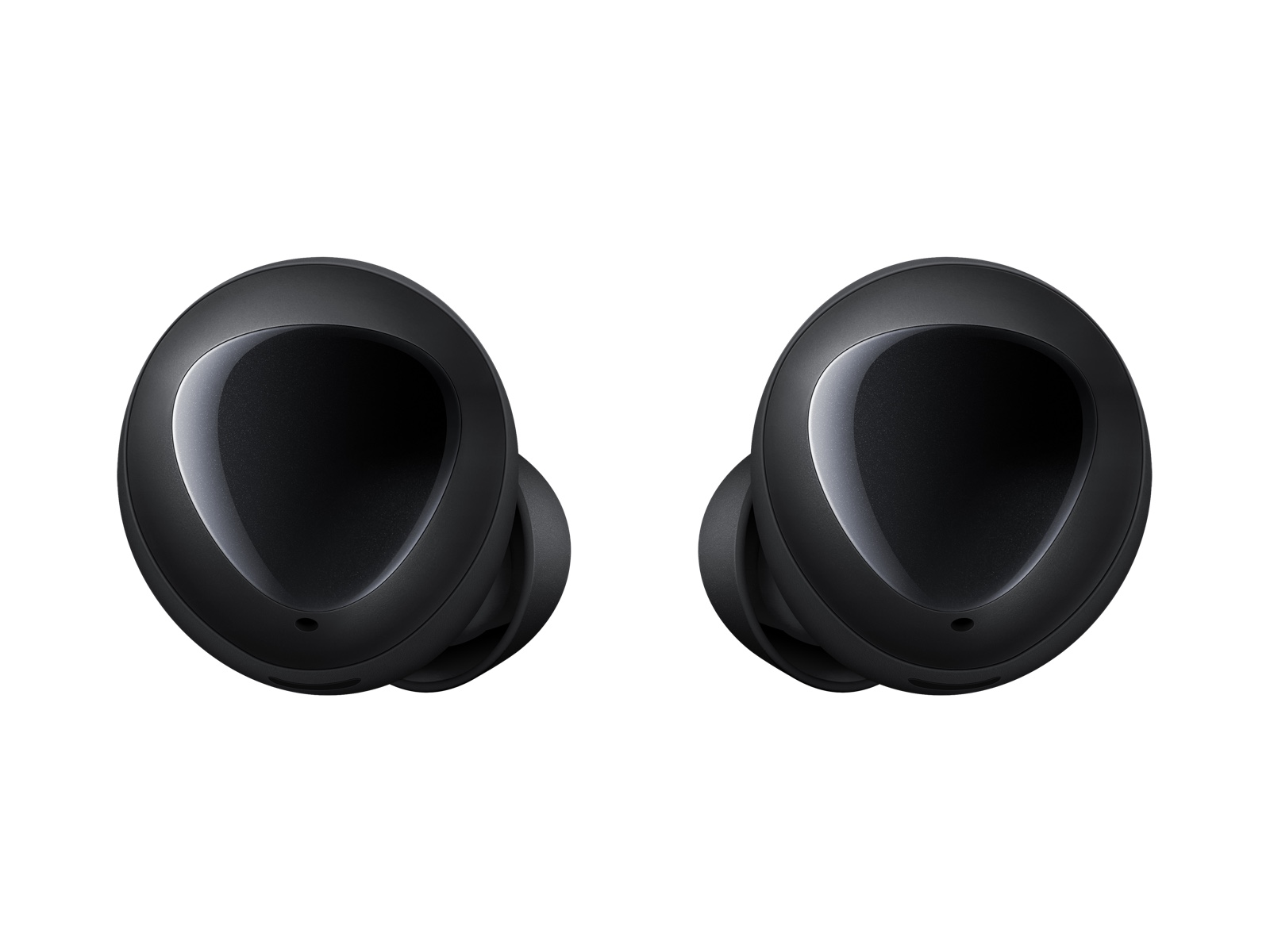 Galaxy Buds, True Wireless Earbuds, Black (Wireless Charging Case Included)